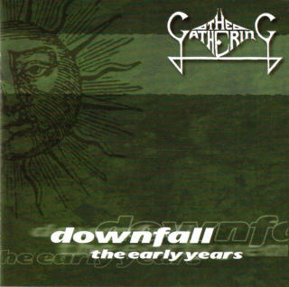 Gathering - Downfall -  2-CD