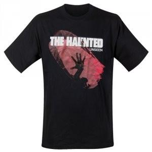 Haunted, The - Unseen Black T-Shirt