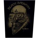 Black Sabbath - US Tour 78 Backpatch...