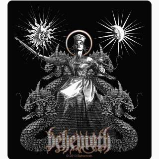 Behemoth - Evangelion Sticker