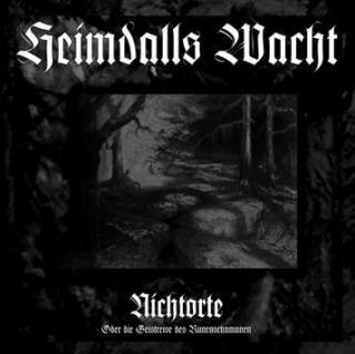 Heimdalls Wacht - Nichtorte - oder die Geistesreise...CD