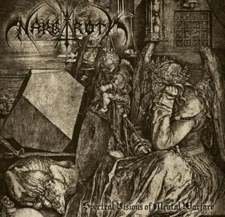 Nargaroth - Spectral Visions Of Metal Warfare CD