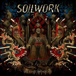 Soilwork - The Panic Broadcast CD