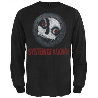 System Of A Down - Skull Longsleeve