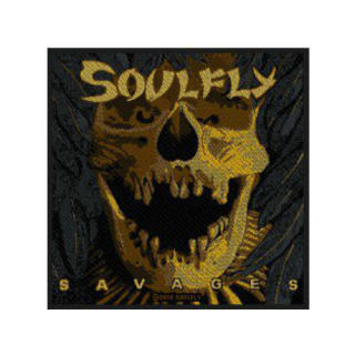 Soulfly - Savages Patch Aufnäher