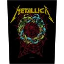 Metallica - Tangled Web Backpatch Rückenaufnäher