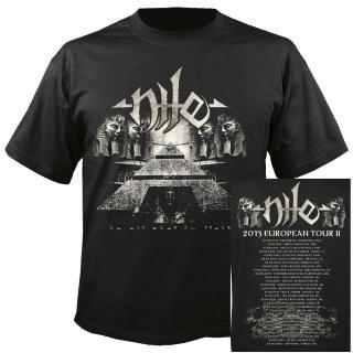 Nile - Pyramide T-Shirt