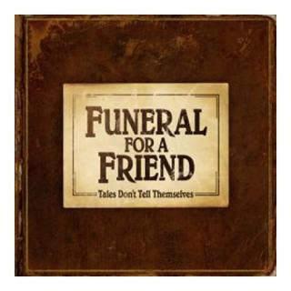 Funeral For A Friend - Tales Don´t Tell Themselves CD