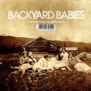 Backyard Babies - People Like People Like CD