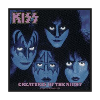 KISS - Creatures Of The Night Patch Aufnäher