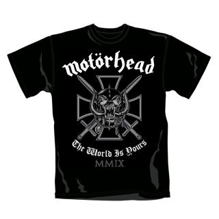 Motörhead - Iron Cross T-Shirt