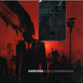 Katatonia - Live Consternation CD+DVD