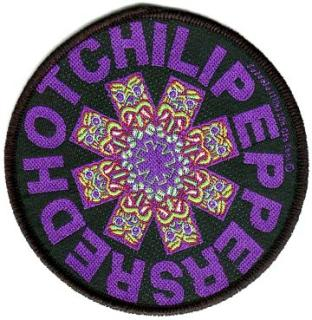 Red Hot Chili Peppers - Totem Patch Aufnäher