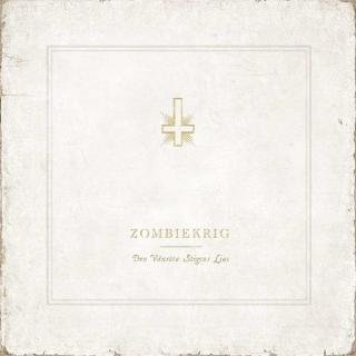 Zombiekrig - Den Vänstra Stigens Ljus CD *TIPP*