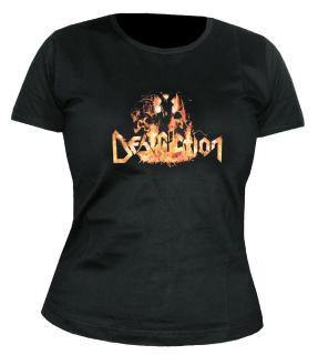 Destruction - Hate Is My Fuel Damen Gr. L