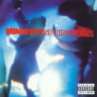 Ministry - Sphinctour CD Dualdisc
