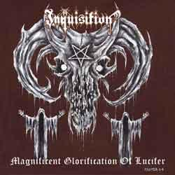 Inquisition - Magnifirent Glorification Of Lucifer -  CD