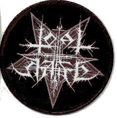 Total Hate - Logo Patch Aufnäher