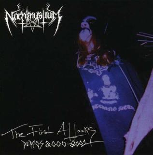 Nachtmystium - The First Attacks - Demos CD