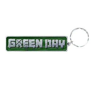 Green Day - Logo Schlüsselanhänger