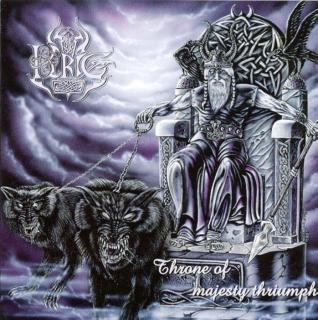 Krig - Throne Of Majesty Thriumph -  CD