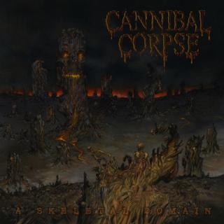 Cannibal Corpse - Skeletal Domain Digipack