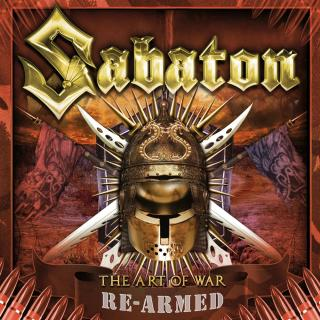 Sabaton - The Art Of War Re-Armed CD