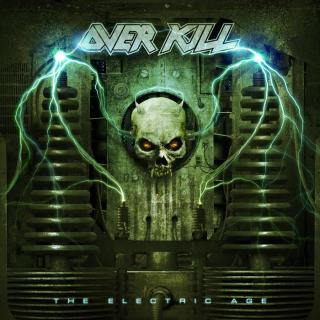 Overkill - The Electric Age CD
