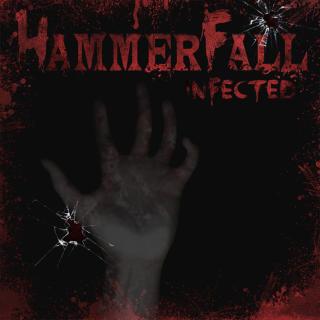 Hammerfall - Infected CD