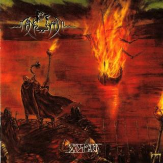 Manegarm - Dödsfard   CD
