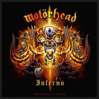 Motörhead - Inferno Patch