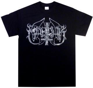 Marduk - Camouflage Logo T-Shirt