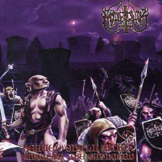 Marduk - Heaven Shall Burn -  CD