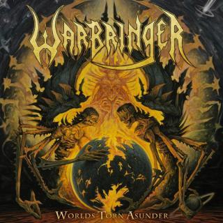 Warbringer - Worlds Torn Asunder CD