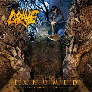 Grave - Exhumed (A Grave Collection) CD
