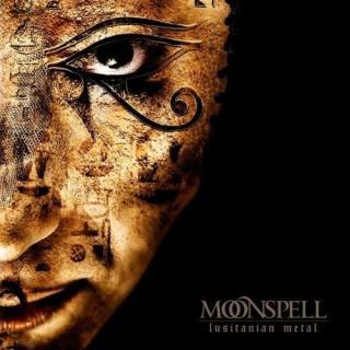 Moonspell - Lusitanian Metal CD