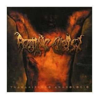 Rotting Christ - Thanatiphoro Anthologio 2-CD