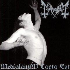Mayhem - Mediolanum Capta Est. -  CD