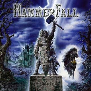 Hammerfall - (r)Evolution Digipack