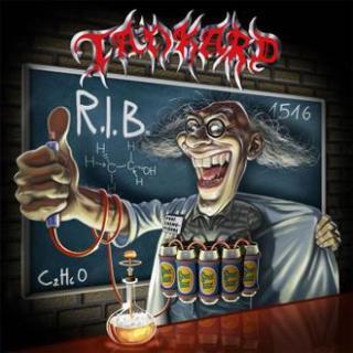 Tankard - R.I.B. CD