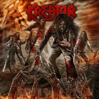 Kreator - Dying Alive 2-CD Digipack