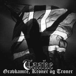 Taake - Gravkamre, Kronter Og Troner 2-CD