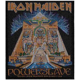Iron Maiden - Powerslave Patch / Aufnäher