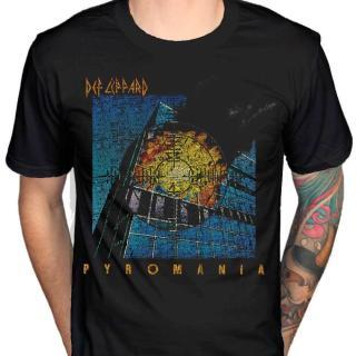 Def Leppard - Pyromania Vintage T-Shirt