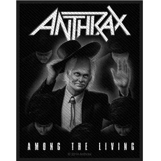 Anthrax - Among The Living Aufnäher