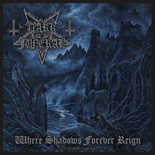 Dark Funeral - Where Shadows Forever Reign Aufnäher