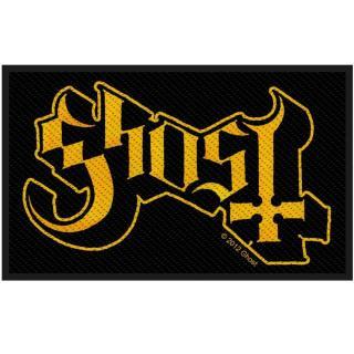 Ghost - Logo Aufnäher