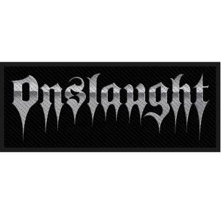 Onslaught - Logo Aufnäher