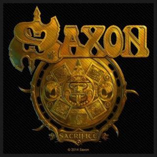 Saxon - Sacrifice Aufnäher