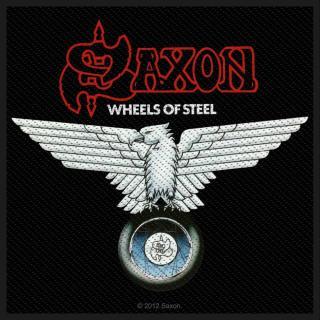 Saxon - Wheels Of Steel Aufnäher
